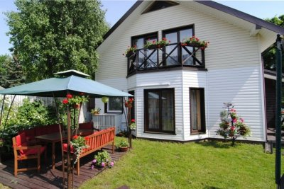 Cozy 2-room apartments in Palanga in private Villa