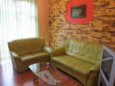 Двухкомнатная квартира в центре Каунаса
