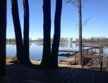 Ežero krantas