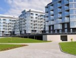 Two-bedroom apartments with a balcony in Sventoji