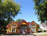 """Viešbutis – kavinė """"KURĖNAS"""" Juodkrantėje"""