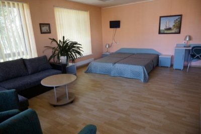 "Rooms for rent in Nida guest house  ""Relax In Nida"""