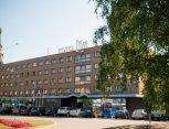 """""""Liva""""- didžiausias Liepojos viešbutis"""