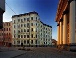 Hanza Hotel in Riga