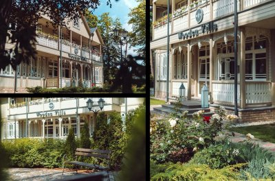 Wooden Villa aparthotel