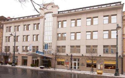 """Viešbutis """"Neringa"""" Vilniaus centre"""