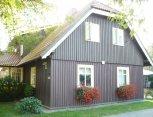 Dviejų kambarių butas autentiškame žvejo name Pervalkoje