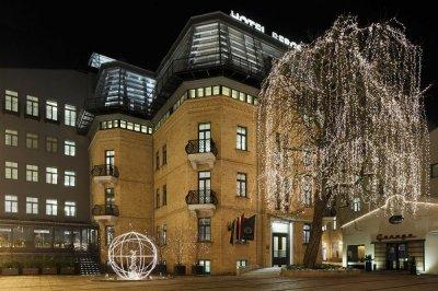 """Viešbutis """"Hotel Bergs"""" Rygoje"""
