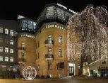 Отель Bergs