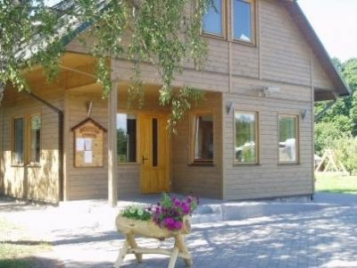 "The camping / guest house ""Lauču akmens"""