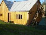 Poilsio namelis ir kemingas Latvijoje