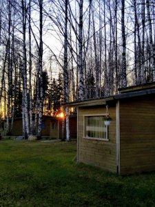 "Poilsio namai ""Chill UP'' Latvijoje"