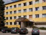 "Viešbutis ""Talsi""  įsikūręs pačiame Talsų miestelio centre"