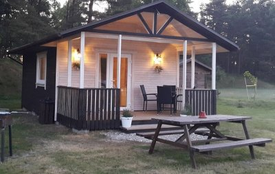 "Holiday houses for rent in Latvia near the sea ""Sila Kalni"""