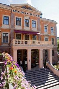 """Viešbutis """"Gallery Park Hotel & SPA"""" Rygoje"""