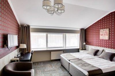 The hotel Wolmar