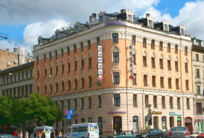 "Viešbutis ""Rixwell Irina Hotel"""