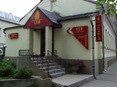 """Viešbutis """"Leo"""" Latvijoje"""