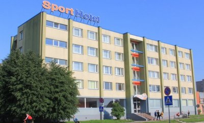 "Viešbutis ""SportHotel"" Liepojoje"