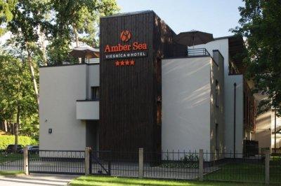 "Viešbutis ""Amber Sea Hotel & Spa"""