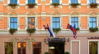 "Viešbutis ""Garden Palace"""