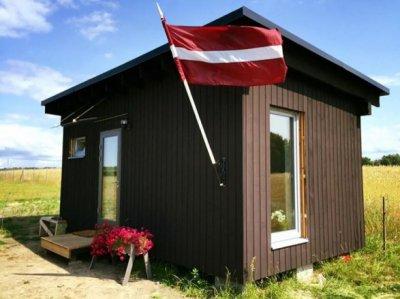 Namelių nuoma prie Latvijos jūros